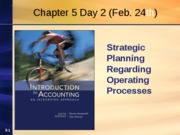 Chapter 5 Day 2 Spring 2010 Revised