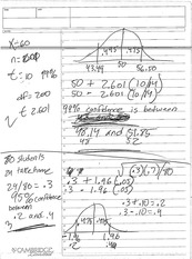 ESTIMATION NOTES