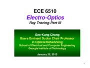 Lec5.Ray+Tracing+P3+0125+2013