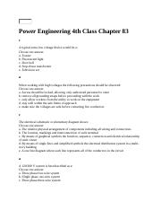Power Engineering 4th Class Chapter 83.docx