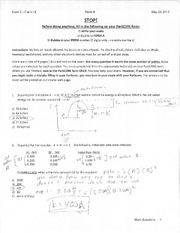 01 S13 Exam 2 SOLUTIONS (1)
