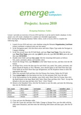 Access2010_DatabaseTables_Project