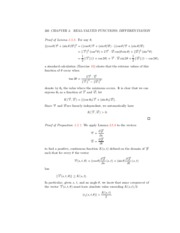 Engineering Calculus Notes 314