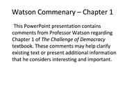 Watson_Chpt1_comments