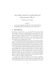Rational Representation Theory.pdf
