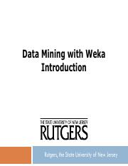 Course Materials Text Book Introduction To Data Mining By Pang Ning