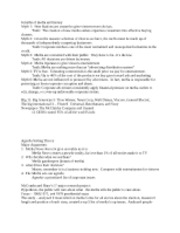 COM 101 Study Guide for Final Exam