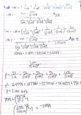 Managerial Finance Class Notes 6