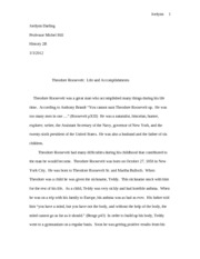 History 2B Reserch Paper