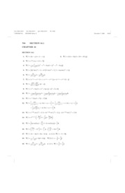 ch16 - Solutions