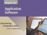 Chapter 06 Application Software
