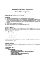 BUSI3501U-Winter2012-Assignment-1