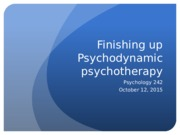 10.12.15+-+Psychodynamic+and+Cognitive+Therapy+Intro.pptx