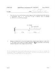 Quiz-Home Assignment 05 (solution)