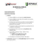 IAS_Rules&Regulations