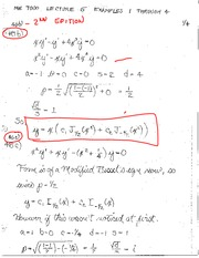 ME 7000 Lecture 5 example problems annotated