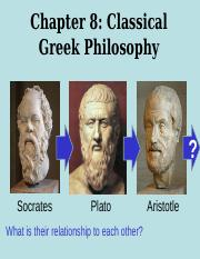 08 Classical Greek Philosophy