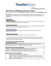 Planning Scaffolding Learning Targets.docx new version.docx