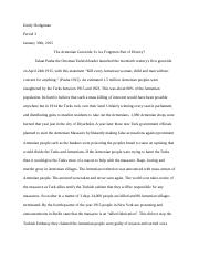 Research Paper: Armenian Genocide.docx