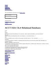 ACCT 3324: Ch.4~Relational Databases Flashcards | Quizlet.html