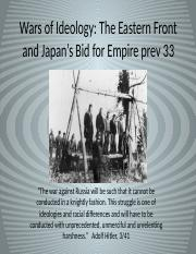 #5--Wars of Ideology--Eastern Front-Japan's Bid for Empire (1).pptx