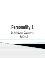 Personality6-jung and adler.pptx