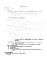 chapter 8 personality book notes part 1.docx