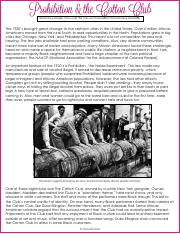 Harlem Renaissance Reading and Project.pdf - Read the ...