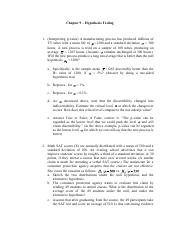 Ch9 Additional Problems and Key(1)