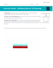 U3L01 Activity Guide - Building Blocks of Drawing.docx