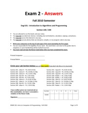 Engr 101 - Exam 2_key F10