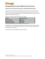TBS- MNV Payment Structure pdf - Managed Network Expert(MNE Payment
