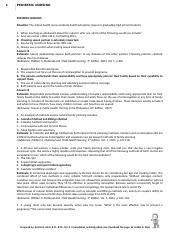 171678393-Pediatric-Nursing-300-With-Rationale.doc