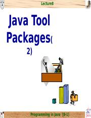 chap8_Java Tool Packages(2)
