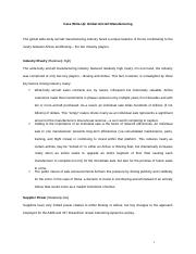 Global Aircraft Manufacturing Case Memo.docx