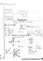 Calculus Lecture Notes