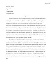 ENG190 out of class essay 1 .docx