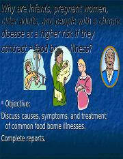 Ch. 7-3, Food borne illness cartoon