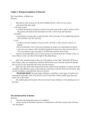 Psychology Chapter 3 Notes copy