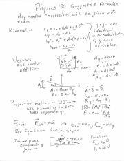 exam c formula sheet pdf