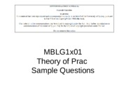 Theory of Prac Sample Questions.ppt