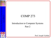 Lecture 02 - CPU Details