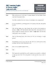 101014_6min_classics pdf - BBC Learning English 6 Minute
