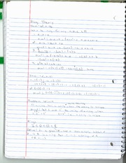 Ring Theory Notes
