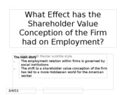 Day+29-30+Shareholder+value+and+employment+3-5+Nov