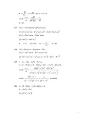 Analytical Mech Homework Solutions 7