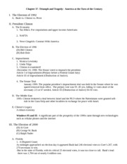 Chapter 37- Outline Germanna 2008