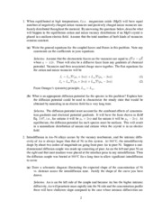 Solutions exam 1