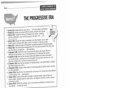 Ch. 7 The Progressive Era(2)