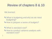 ACCT2303 Chapter 11 Lecture Slides